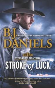February 19, 2019 book releases stroke of luck by B. j. daniels