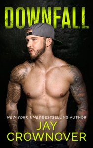 March 27, 2019 book releases downfall by jay crownover