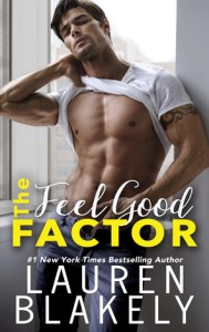 March 25, 2019 new releases Feel Good Factor by Lauren Blakely