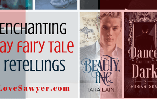Book list 8 enchanting Gay Fairy Tale Retellings