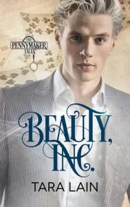 Gay LGBT MM fairy tale retellings beauty, inc. by tara lain