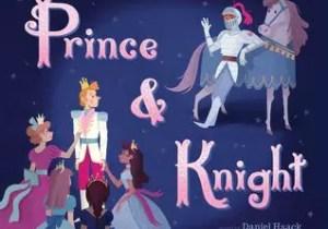 Gay MM LGBT fairy tale retellings prince & knight by daniel haack