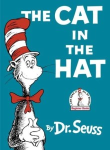 books for cat lovers the cat in the hat by dr. seuss