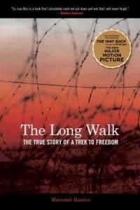Vicarious Thrills, books for the arm chair adrenaline junkie the long walk a true story of a treck to freedom