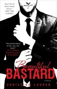 Bully to lover romance novels Beautiful Bastard by Christina Lauren