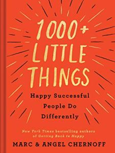 Books about Self Care: 1000 Little things