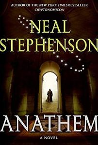 Books to Read on a Rainy Day: Anathem by Neal Stephenson