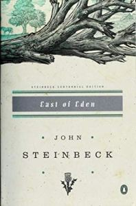 Rainy Day Reads: East of Eden by John Steinbeck
