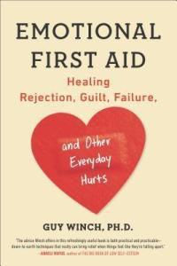 Self Care Reading List: Emotional First Aid
