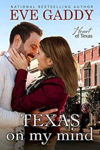 August 2019 books Texas on my mind by Eve Gaddy