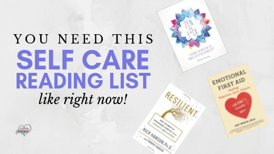Ultimate Self Care Reading List