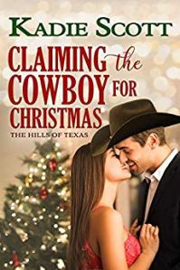 October 2019 releases Claiming the Cowboy For Christmas