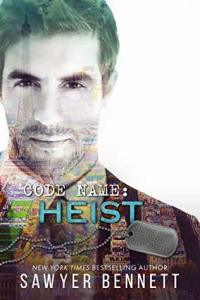Most anticipated book release of 2020 code name heist by sawyer bennett