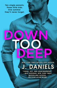 Books releases October 2019 Down too deep by J. Daniels