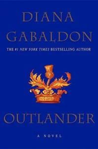 Time travel love stories: Outlander by Diana Gabaldon