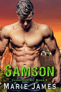 New releases October 2019 Samson by Marie James