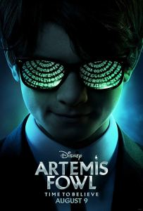 most anticipated book to movie adaptations of 2020 artemis fowl