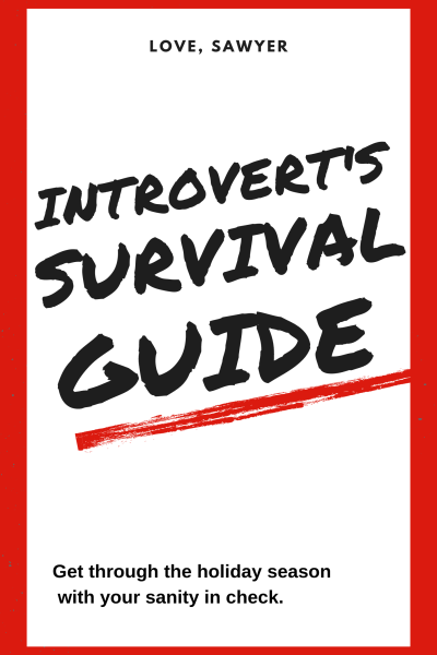 Survival tips for introverts and family gatherings