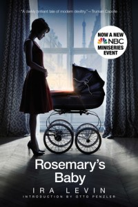 Scariest Stories Ever: Rosemary's Baby by Ira Levin