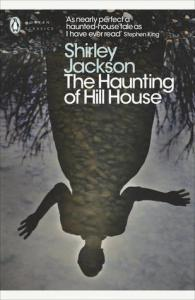 Scariest Books: The Haunting of Hill House by Shirley Jackson