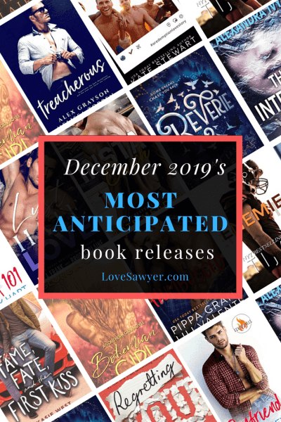 December 2019 most anticipated books