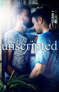 must read MM Romance of 2019 Unscripted by J. R. Gray