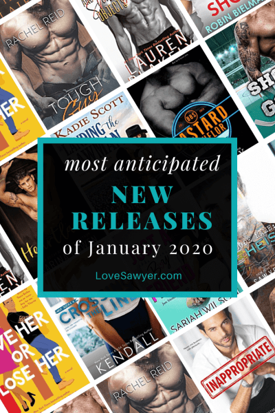 Hottest new releases of January 2020