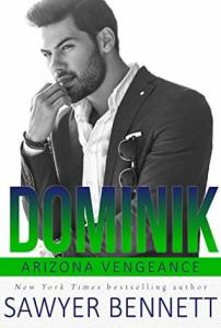 Books to read February 2020 Dominik by Sawyer Bennett