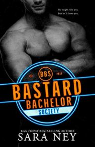 January 2020 Book Releases bastard bachelor society by sara ney