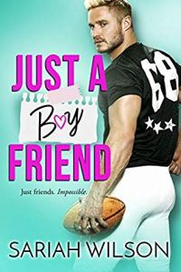 January 2020 Book Releases just a boyfriend by saria wilson
