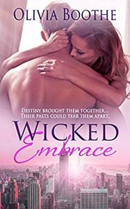 March 2020 Romantic book releases Wicked Embrace by Olivia Booth