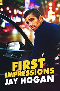 Must read MM romance First Impressions by Jay Hogan