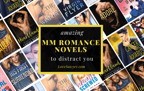 Amazong MM Romance Novels to distract you
