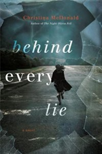 Thrillers to Read Behind Every Lie by Christina McDonald