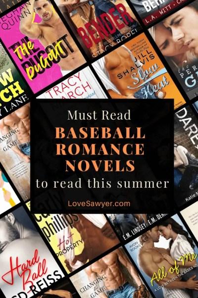 Baseball romance novels