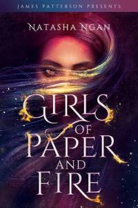 LGBT books for young adults Girls of Paper and Fire by Natasha Ngan