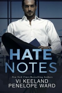 Sexy boss love stories Hate Notes by Vi Keeland and Penelope Ward