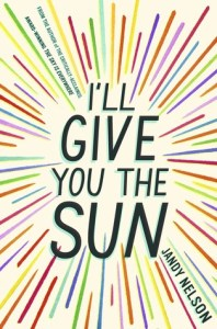 YA books with LGBT themes I'll give you the sun by jandy nelson