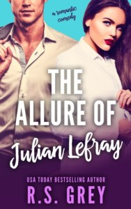 Workplace romance reads The Allure of Julian Lefray by R.S.Grey