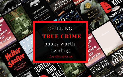 The true crime book list you have to read.