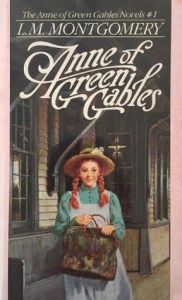Comfort Reads: Anne of Green Gables by L. M. Montgomery