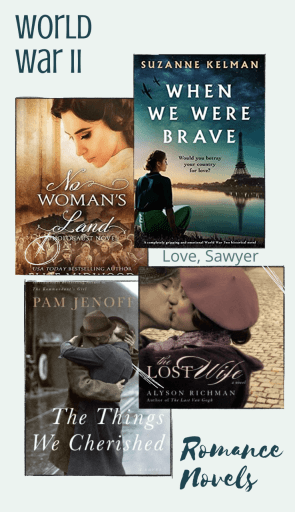 Love Stories set in World war 2