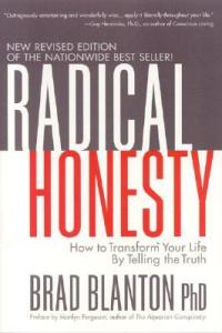 the best books for single people Radical Honesty by Brad Blanton