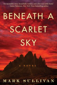 Snow day 2021 reading list Beneath a Scarlet Sky by Mark Sullivan