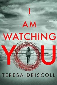 Books to read while stuck inside I am Watching You by Teresa Driscoll