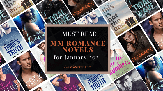 Best best gay romance releases of January 2021