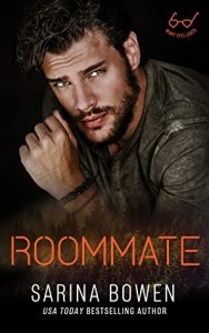 January 2021 gay romance releases Roommate by Sarina Bowen