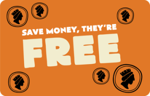 Free school meals – they're real!