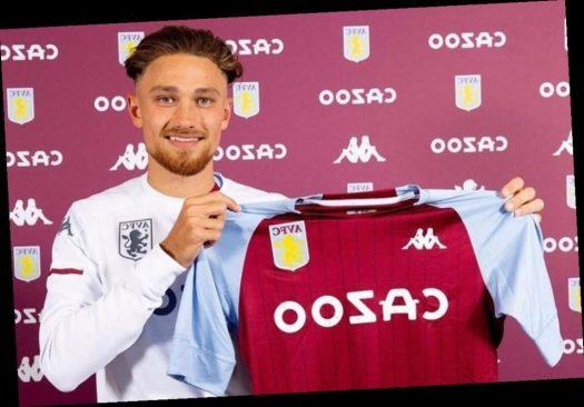 Matty Cash says Aston Villa was only club for him despite ...