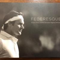 FEDERESQUE Book Review : Roger Federer Fandom on paper!